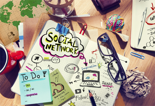 Réseaux sociaux - Community management