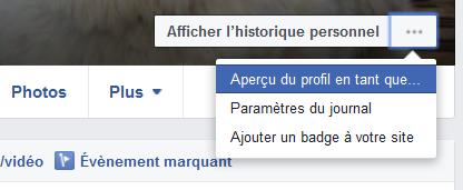Facebook L Acces Restreint Empeche De Voir Toutes Mes Publications